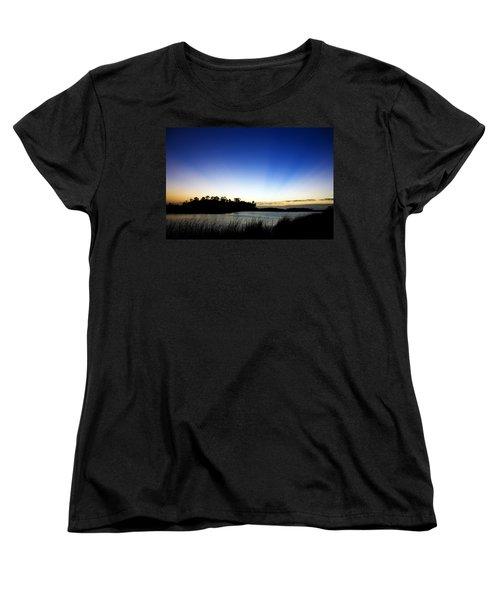 Peace Women's T-Shirt (Standard Cut) by Beverly Stapleton