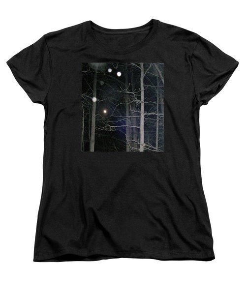 Women's T-Shirt (Standard Cut) featuring the photograph Peaceful Spirits Passing by Pamela Hyde Wilson