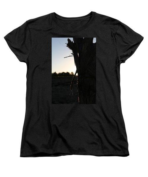 Women's T-Shirt (Standard Cut) featuring the photograph Pealing by David S Reynolds
