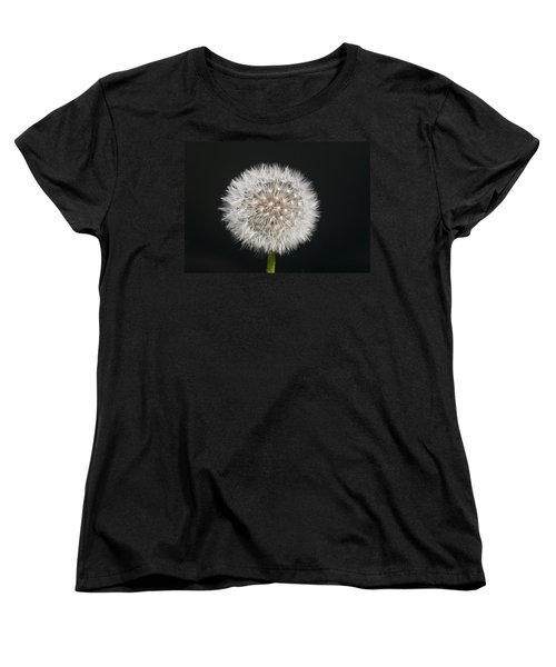 Perfect Puffball Women's T-Shirt (Standard Cut) by Richard Thomas