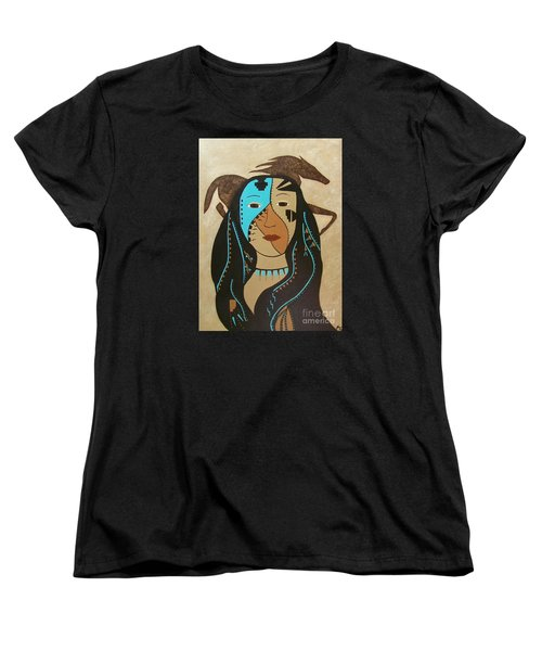 Perseverance Of The Mare And Maiden Women's T-Shirt (Standard Cut)