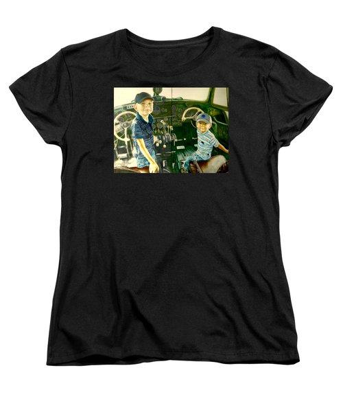 Personnel Women's T-Shirt (Standard Cut) by Henryk Gorecki