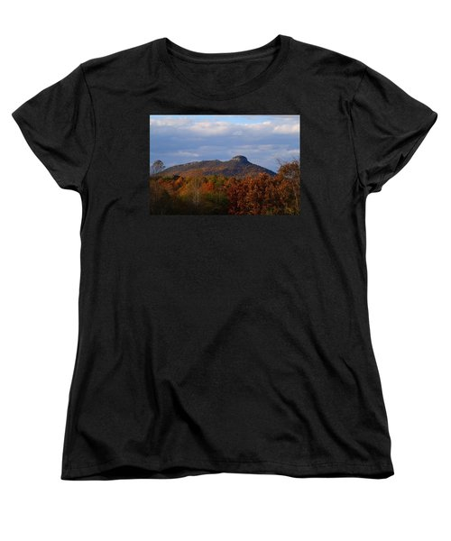 Pilot From Perch Road Women's T-Shirt (Standard Cut) by Kathryn Meyer