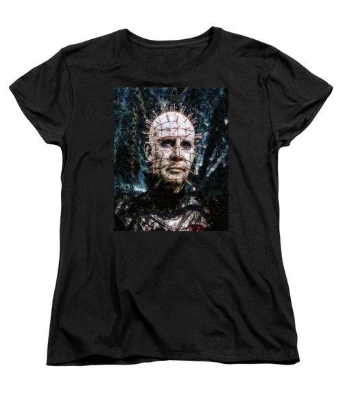 Pinhead Women's T-Shirt (Standard Cut) by Joe Misrasi