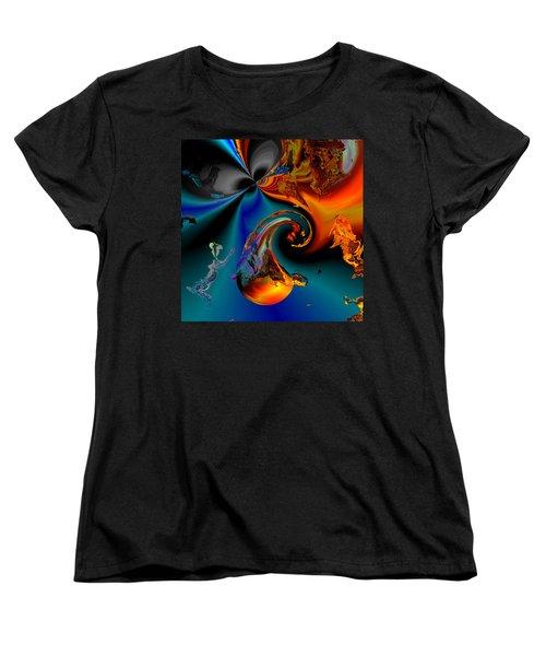 Plate 291 Women's T-Shirt (Standard Cut) by Claude McCoy