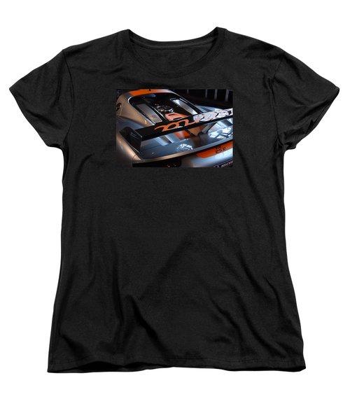 Women's T-Shirt (Standard Cut) featuring the photograph Plug In by John Schneider