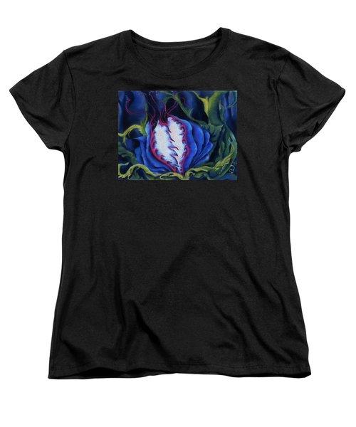 Poisonous Women's T-Shirt (Standard Cut) by Susan Will