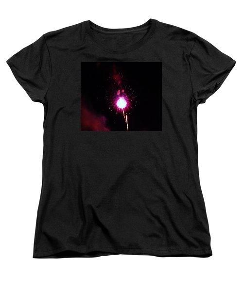 Women's T-Shirt (Standard Cut) featuring the photograph Pom Pom by Amar Sheow