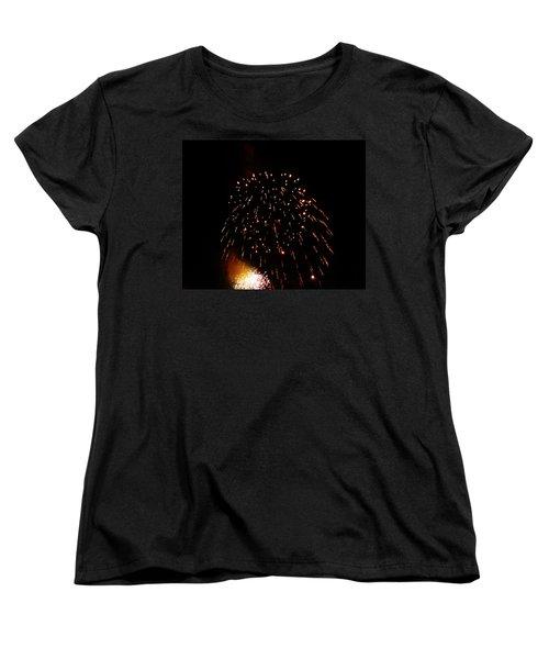 Women's T-Shirt (Standard Cut) featuring the photograph POP by Amar Sheow