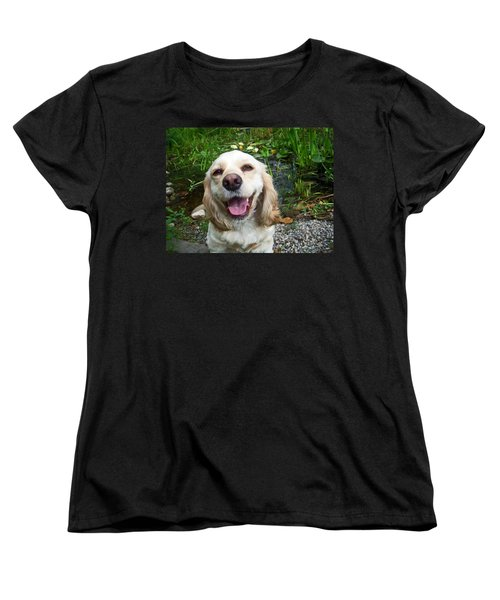 Women's T-Shirt (Standard Cut) featuring the photograph Porshe' by Aimee L Maher Photography and Art Visit ALMGallerydotcom
