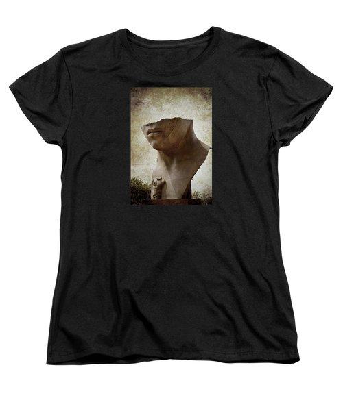 Porta Italica Women's T-Shirt (Standard Cut) by RicardMN Photography