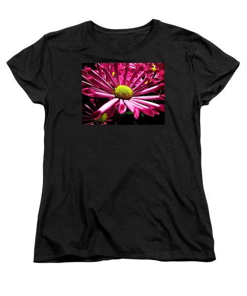 Women's T-Shirt (Standard Cut) featuring the photograph Pretty In Pink by Greg Simmons