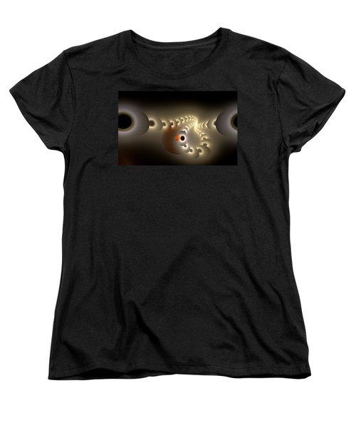 Pulse Eject Women's T-Shirt (Standard Cut) by GJ Blackman
