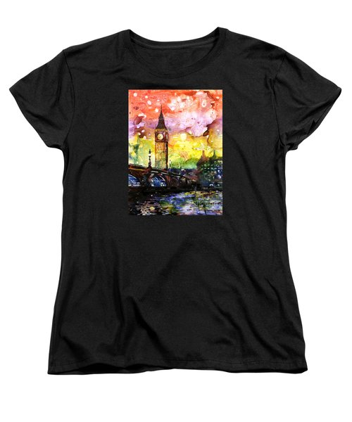 Rainbow Of Fruit Flavors Women's T-Shirt (Standard Cut)