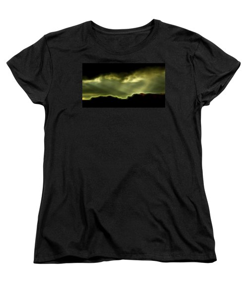 Rainlight 1 Women's T-Shirt (Standard Cut) by William Horden