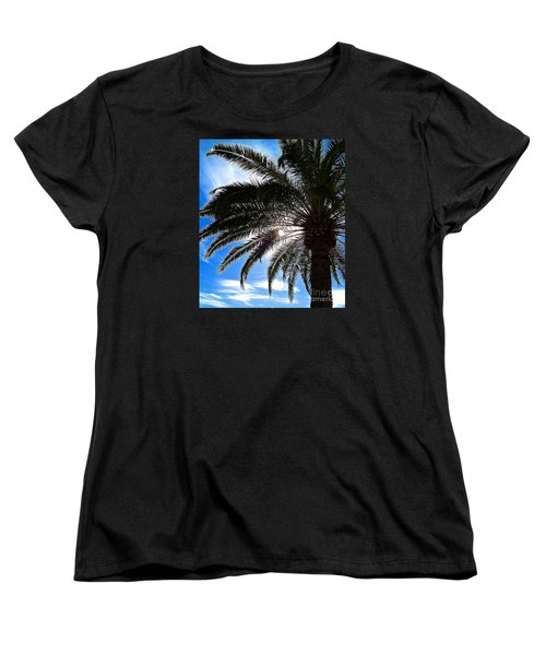 Women's T-Shirt (Standard Cut) featuring the photograph Reaching For Heaven by Margie Amberge