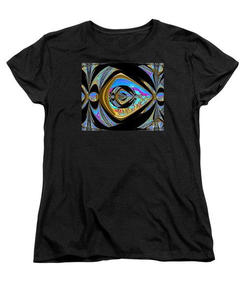 Reaching  The Dream Women's T-Shirt (Standard Cut) by Oksana Semenchenko