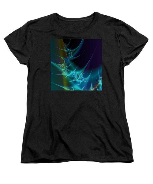 Receptors Women's T-Shirt (Standard Cut) by Fran Riley