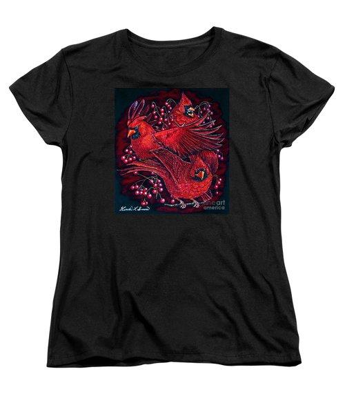 Reds Women's T-Shirt (Standard Cut)