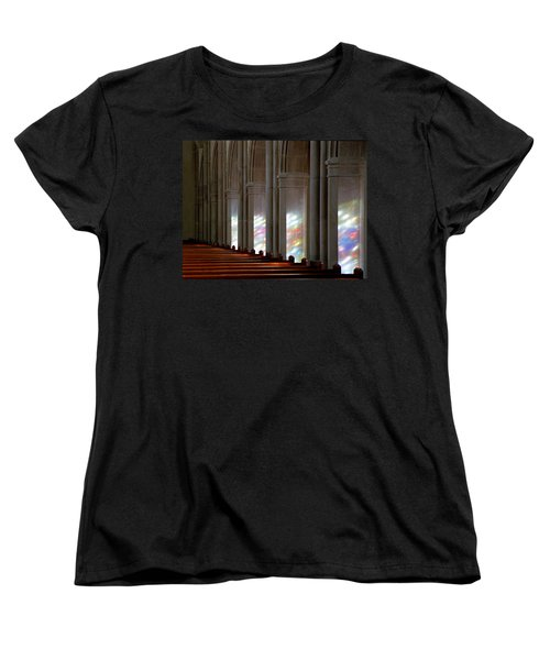 Reflection Women's T-Shirt (Standard Cut) by Steve Archbold