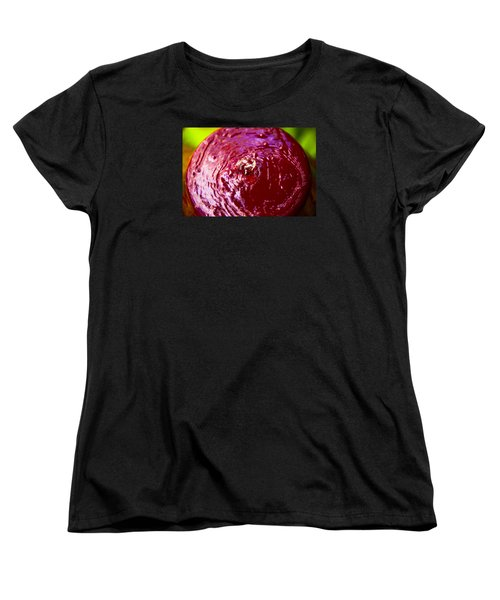 Women's T-Shirt (Standard Cut) featuring the photograph Reflection Time by Mez
