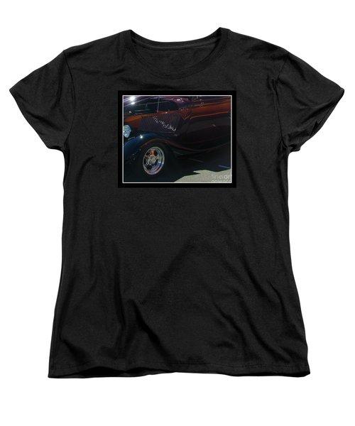 Women's T-Shirt (Standard Cut) featuring the photograph Reflections by Bobbee Rickard