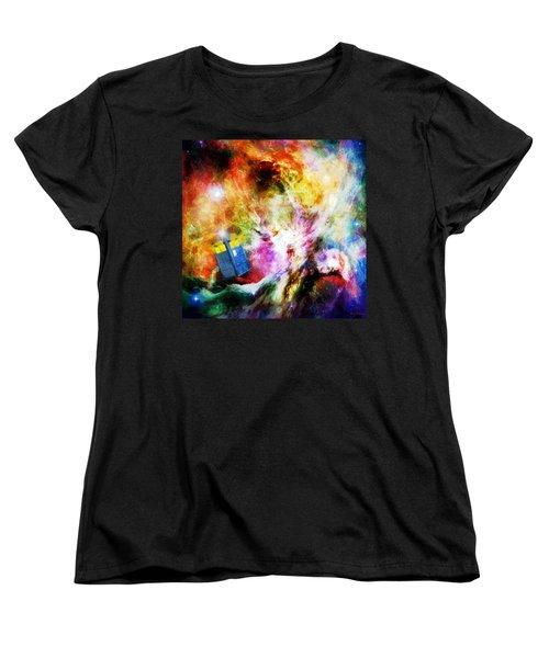 Regeneration Women's T-Shirt (Standard Cut) by Sandy MacGowan
