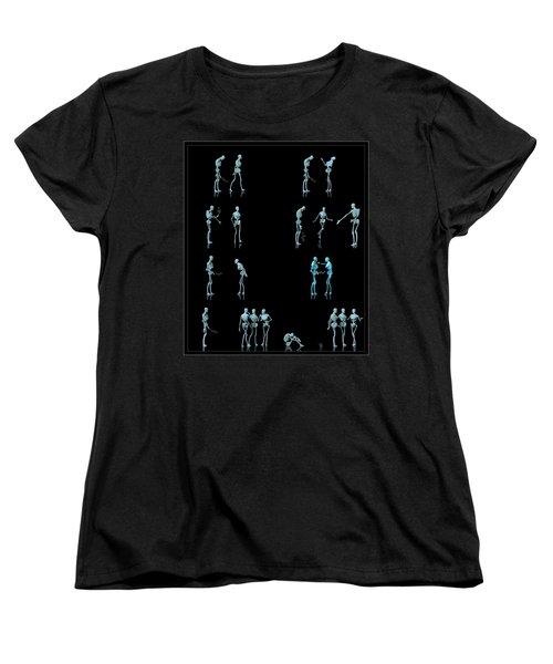 Rejected Robot... Women's T-Shirt (Standard Cut)