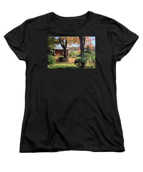 Retired Wagon Women's T-Shirt (Standard Cut)