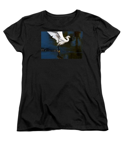 Rookery 15 Women's T-Shirt (Standard Cut) by David Beebe