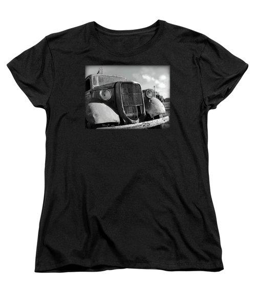 Rustic Beauty Women's T-Shirt (Standard Cut)