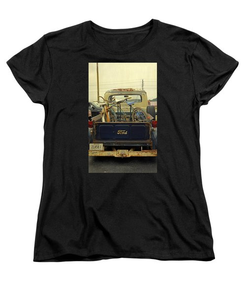Rusty Haul Women's T-Shirt (Standard Cut) by Laurie Perry