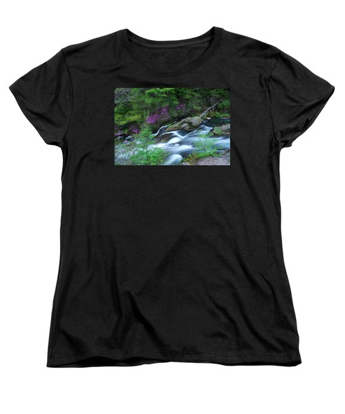 Ryuzu Ruminations Women's T-Shirt (Standard Cut) by Jonah  Anderson