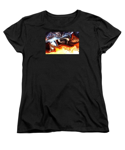 Sacrifice Women's T-Shirt (Standard Cut) by Richard Thomas