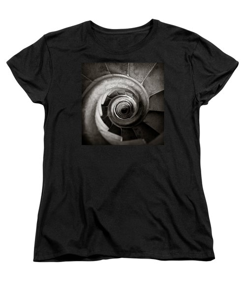 Sagrada Familia Steps Women's T-Shirt (Standard Cut)