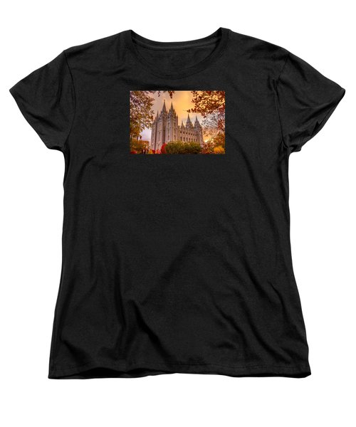 Salt Lake City Temple Women's T-Shirt (Standard Fit)