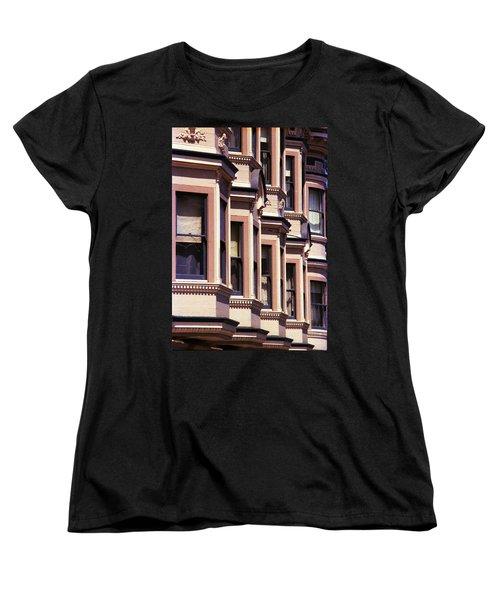Women's T-Shirt (Standard Cut) featuring the photograph San Francisco Sunshine  by Ira Shander