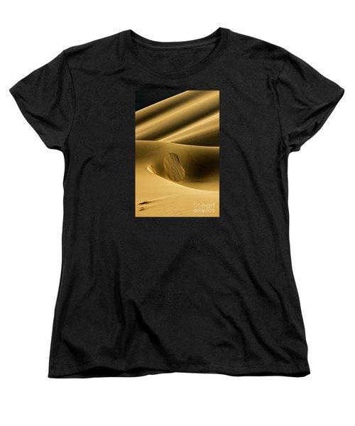 Sand Avalanche Women's T-Shirt (Standard Cut)