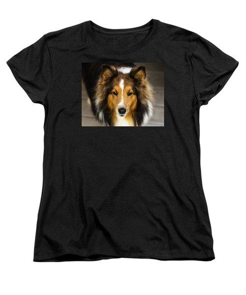 Sandy The Perfect Model Women's T-Shirt (Standard Cut)