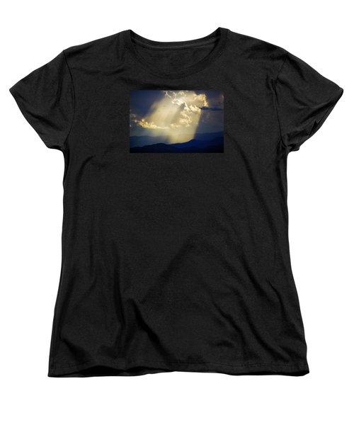 Santa Fe Sunset Women's T-Shirt (Standard Cut)