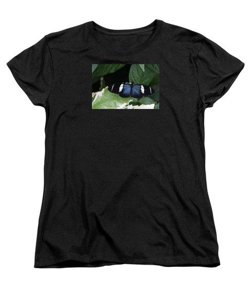 Sara Longwing Butterfly Women's T-Shirt (Standard Cut)