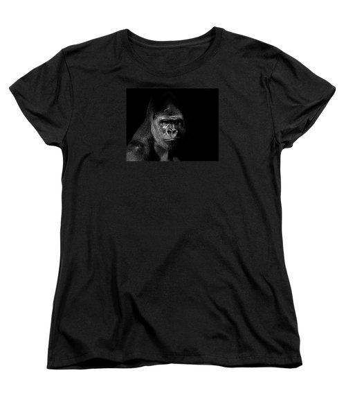 Scarface Women's T-Shirt (Standard Cut) by Jim Garrison