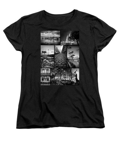 Scenes From Savannah Women's T-Shirt (Standard Cut)