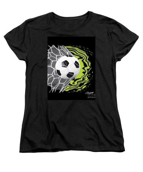 Score Women's T-Shirt (Standard Cut) by Dani Abbott