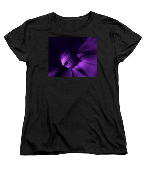 Women's T-Shirt (Standard Cut) featuring the photograph Secret Places by Barbara St Jean