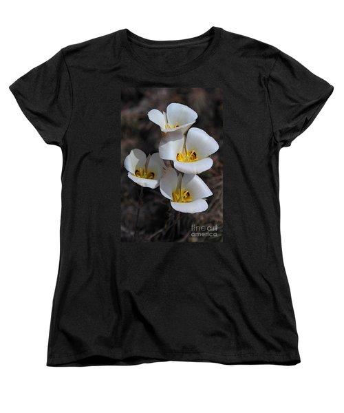 Sego Lily Women's T-Shirt (Standard Cut) by Vivian Christopher