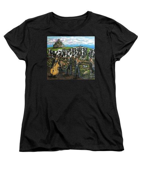Semi-formal Women's T-Shirt (Standard Cut)