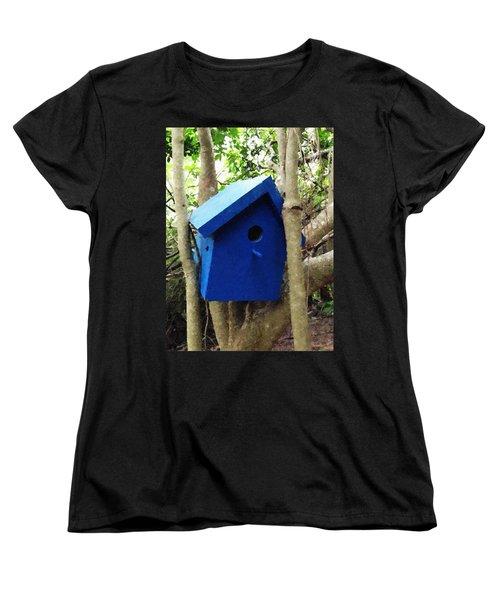 Shaken Women's T-Shirt (Standard Cut) by Carlos Avila
