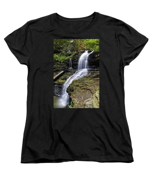 Shawnee Falls Women's T-Shirt (Standard Cut)
