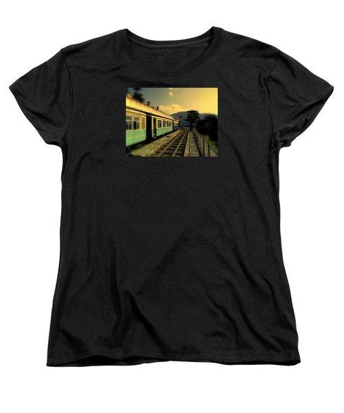 Shimla Railway Station Women's T-Shirt (Standard Cut)
